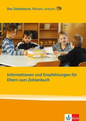 Elternheft: Informationen und Empfehlungen für Eltern zum Zahlenbuch