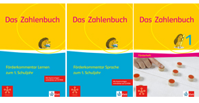 Inklusionsmaterial und Fördermaterial: Zahlenbuch Grundschule