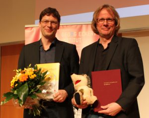 Nührenbörger und Schwarzkopf - die Herausgeber des neuen Zahlenbuchs