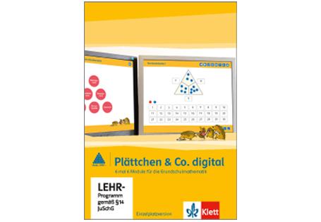 NeuBearbeitung: Plättchen Co. digital