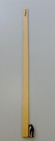 Den Maßstab handlungsorientiert erfahren: Zollstock oder eine entsprechend lange Leiste