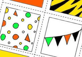Thema im Grundschul-Bog: Stationenlauf Fasching, Karneval