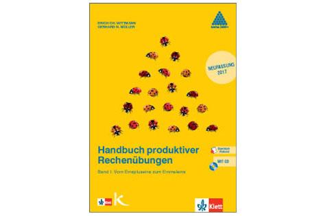Cover Handbuch produktiver Rechenübungen Band 1