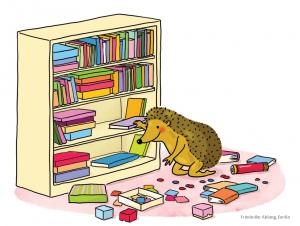 Ordnungsdienst klassenzimmer  Tolle Idee zum Schulstart: Zahlenbuch-Kärtchen für Klassendienste