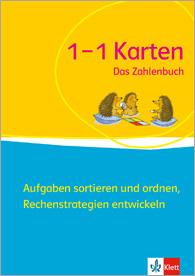 Cover Zahlenkarten Einsminuseins