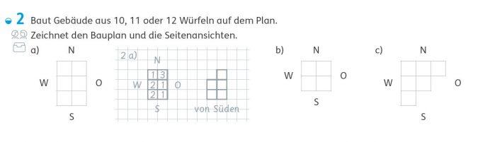 Das Zahlenbuch Klasse 3, Seite 112, Aufgabe 2