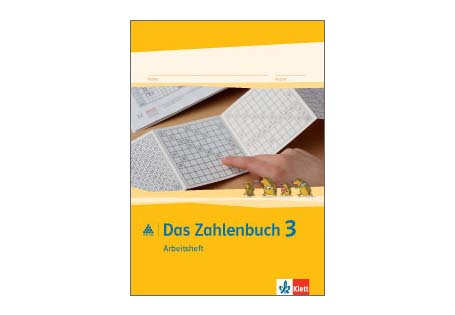 Zahlenbuch Arbeitsheft 2012 Klasse 3
