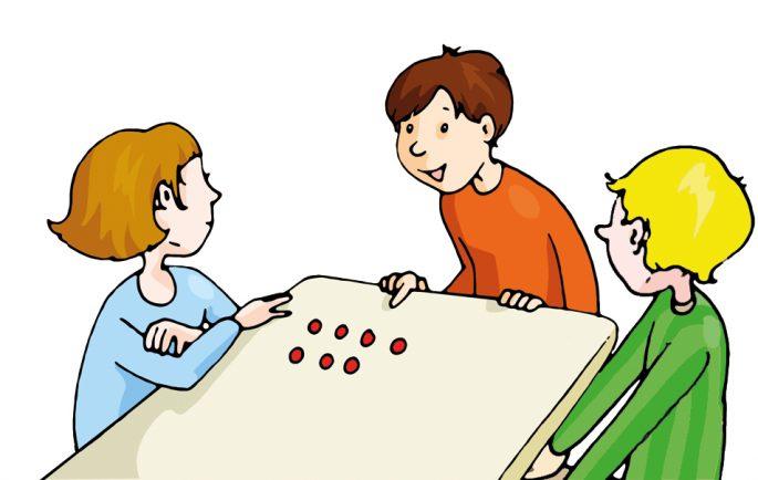 Gruppenarbeit Kinder